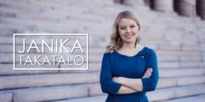 Salon Kokoomus, eduskuntavaaliehdokas Janika Takatalo, yrittäjä, Naantalin lukio, sinivihreä, koulutus, Someron lukion eduskuntavaalipaneelissa, Naantalin Kokoomusnaisten vaalipaneelissa, Naantalin kokoomusnaiset, Somero, Naantali, #Takatalo2019