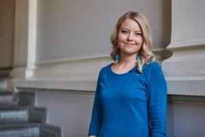 Janika Takatalo, eduskuntavaaliehdokas, Salo, Kokoomus