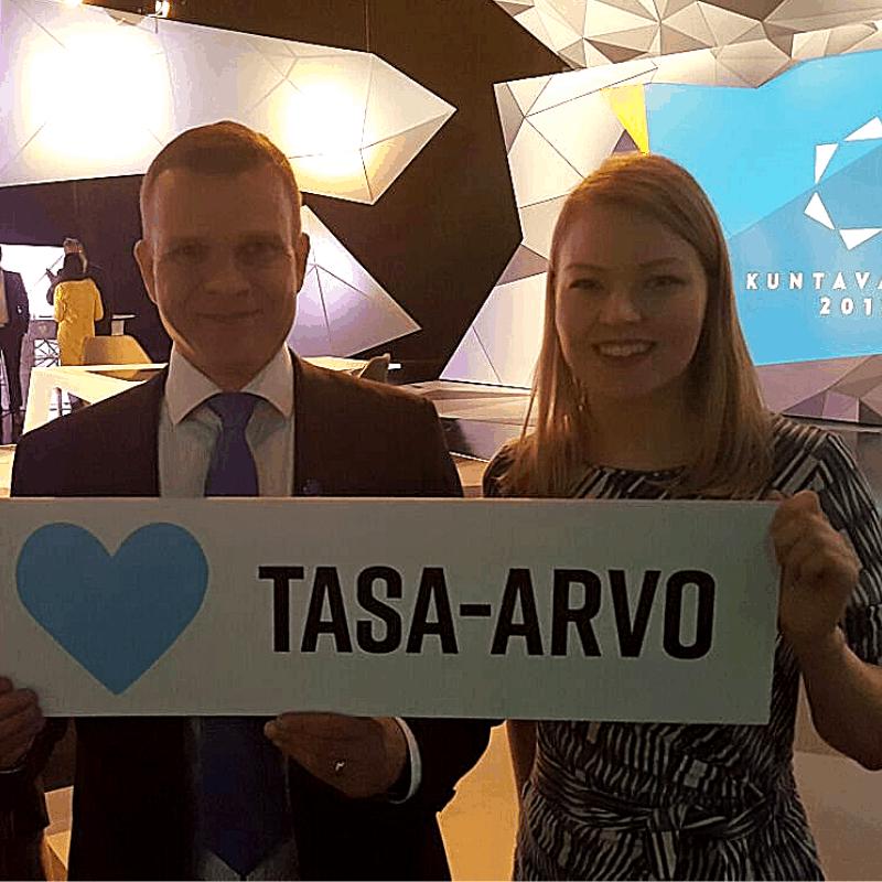 #Takatalo2019, Kokoomus, Varsinais-Suomen kokoomus, Eduskuntavaaliehdokas, Tasa-arvo, yhdenvertaisuus, kokoomuksen tasa-arvo- ja yhdenvertaisuusohjelma